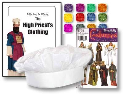 High-priest-items