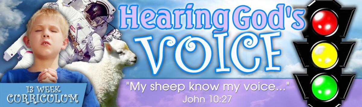 hearingGod's voice copy