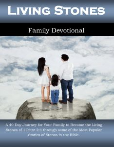 Living Stones Family New Book Cover