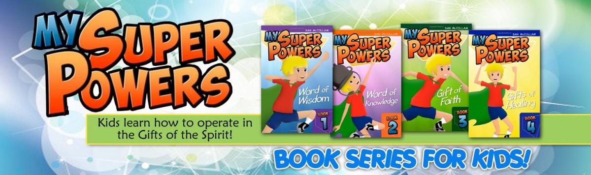 My super powers books copy