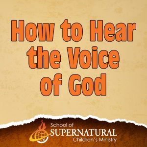 8. How to Hear the Voice of God