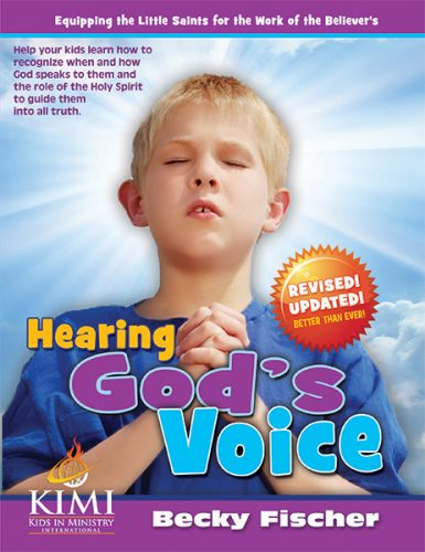 Hearing God's Voice Spirit filled curriculm