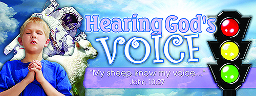 Hearing God's Voice Spirit filled curriculum