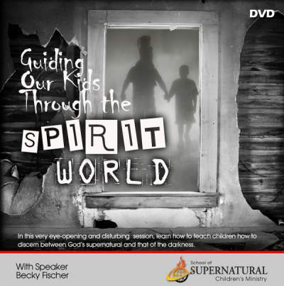 guiding our kids through the spirit world
