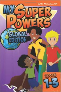 My Super Powers Global Edition 1