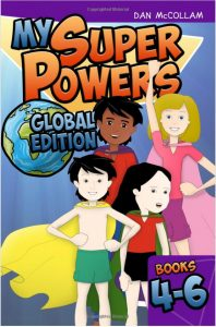 My Super Powers Global Edition 2