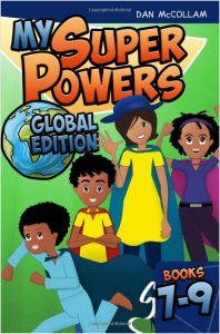 My Super Powers Global Edition 3