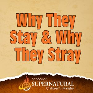 40. Why They Stay & Why They Stray
