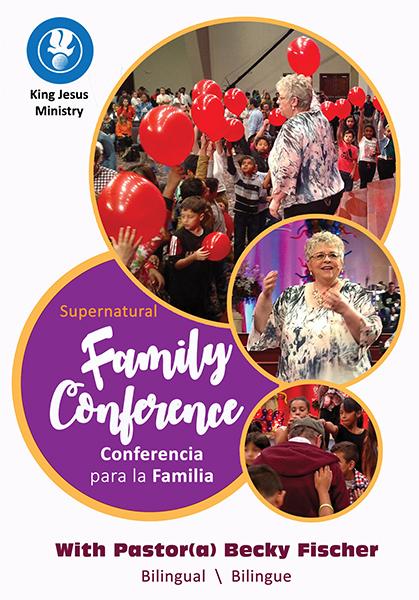 Conferencia Dvd De La Familia Sobrenatural Kids In Ministry border=