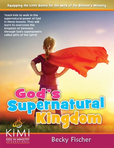 Gods Supernatural Kingdom