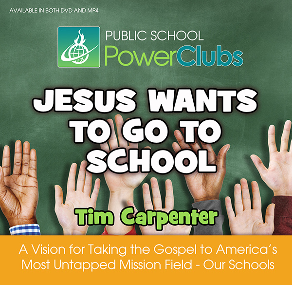 public school bible club cover