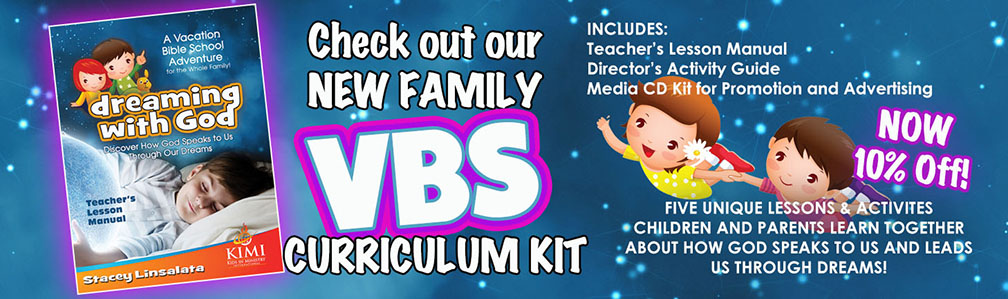 DREAM VBS KIT store size
