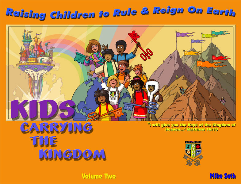 Kids Carrying The Kingdom Vol 2