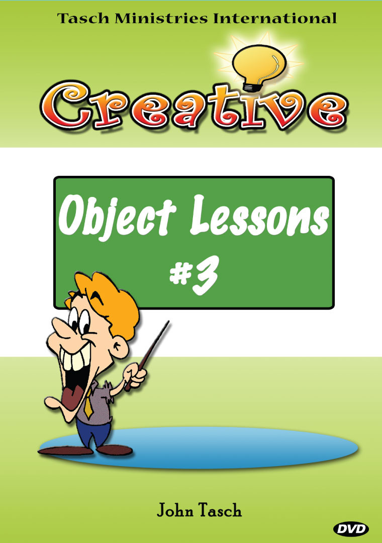 Creative Object Lessons 3 Kids In Ministry