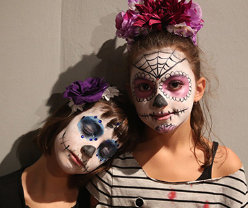 movie coco kids day of the dead