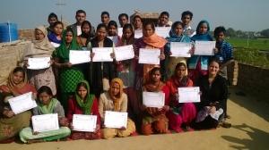2014 PC graduates PC Training in Bathinda, Punjab
