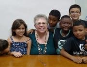 Becky & kids