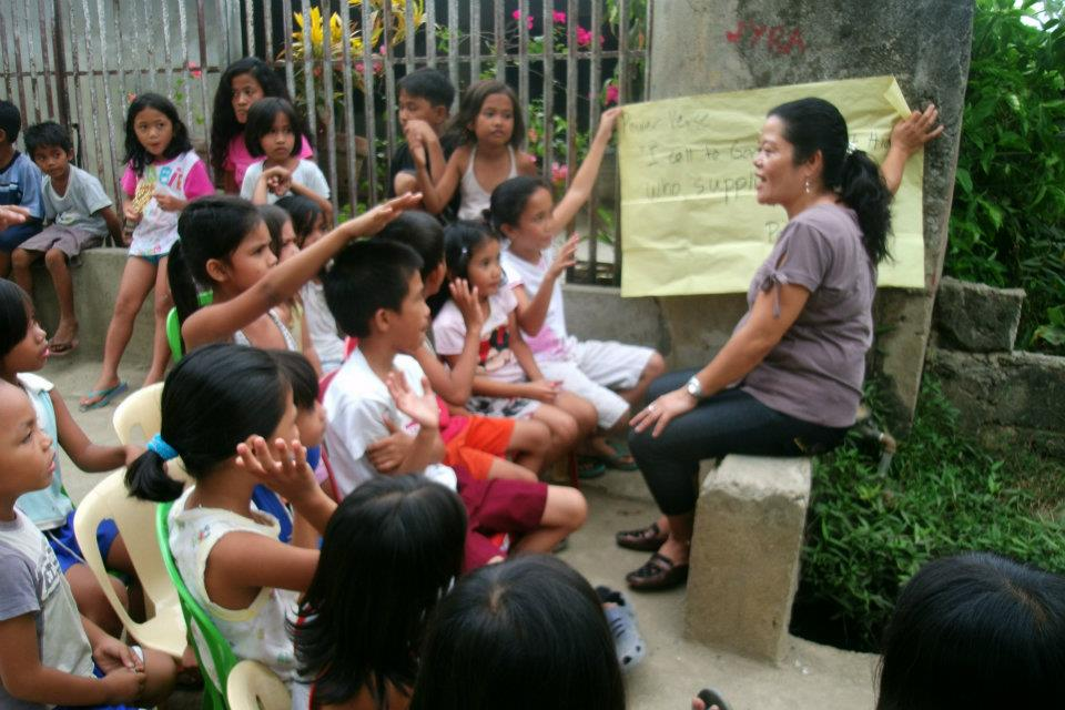 PHilippines learning scripture