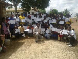 kakata liberia graduates