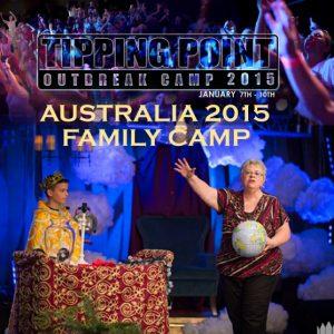 Join Becky in Australia 2015!