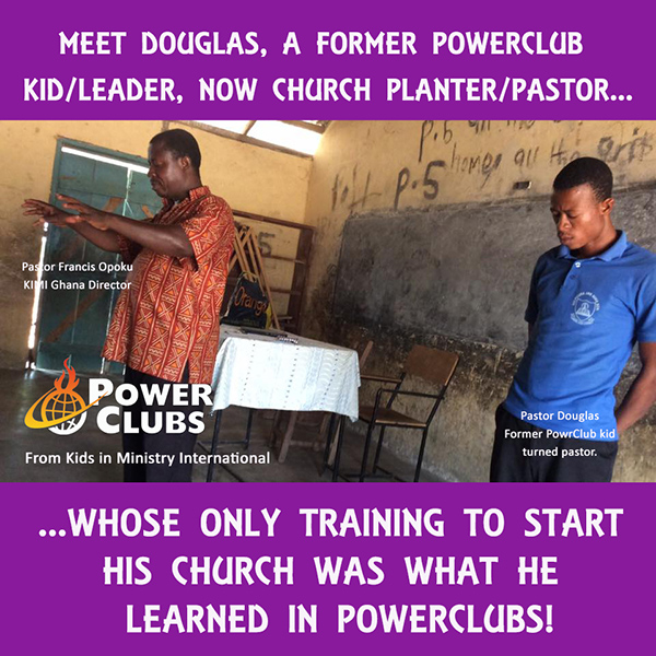 Pastor Credits Ministry Training to PowerClubs post thumbnail image
